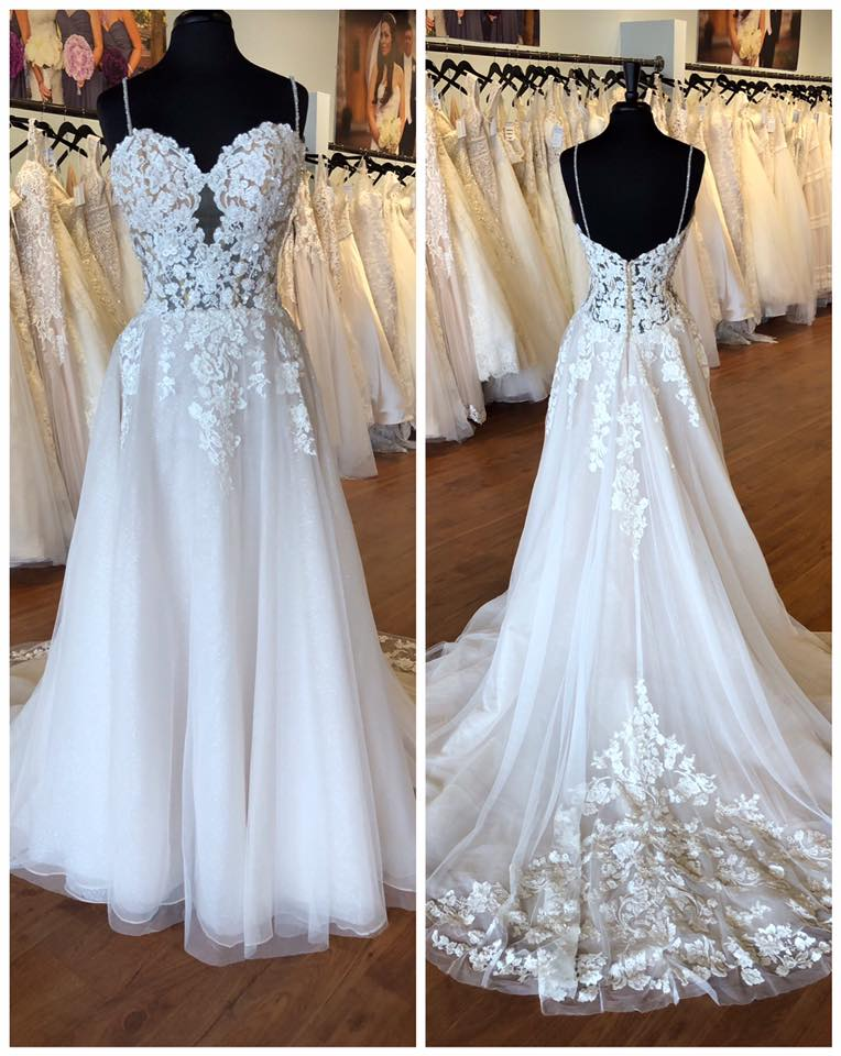 gorgeous open back dress