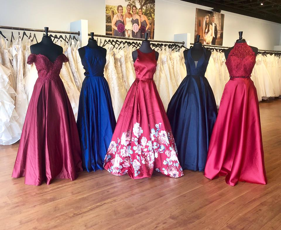 New prom arrivals
